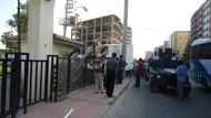 Son dakika haberleri: Mardin Kızıltepe'de Askerlik şubesine bombalı araçla saldırı