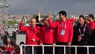 Vodafone İstanbul Yarı Maratonu'nu Kenya asıllı Türk atlet Ali Kaya kazandı!