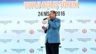 Erdoğan: Ne Dolmabahçe mutabakatı ya!