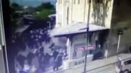 Bursa'daki terör saldırısı kamerada