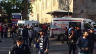 Bursa Ulu Cami'de canlı bomba saldırısı