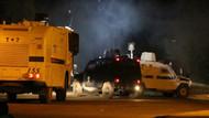 Van'da zırhlı polis araçlarına saldırı