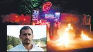 Film çekiminde Ümit Karan'ın gece kulübü nasıl yandı?