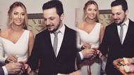 Seda Önder'in nişan fotoğrafı sosyal medyayı salladı