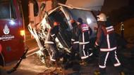FSM çıkışında trafik kazası: 3 yaralı