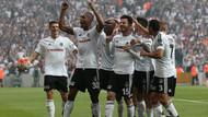 Beşiktaş'ta şampiyonluk coşkusu! Beşiktaş 3-1 Osmanlıspor