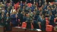 Başbakan Ahmet Davutoğlu'ndan dikkat çeken hareket