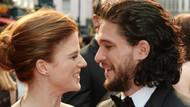 Game of Thrones'taki Jon Snow - Ygritte aşkı gerçek oldu