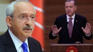 Cumhurbaşkanı Erdoğan'dan Kılıçdaroğlu'na 100 bin liralık dava