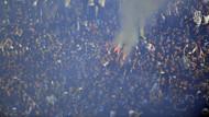 Şampiyon Beşiktaş'a Arena'da görkemli karşılama