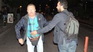 Erkan Can gazetecilerle gerginlik