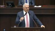 Binali Yıldırım: AK Parti grubunun en önemli işi, Erdoğan'ın fiili durumunu düzeltmektir!