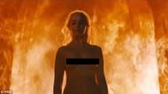 Game of Thrones Khaleesi sahnesi