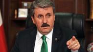 BBP Lideri Mustafa Destici gözaltına alındı