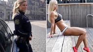 Herkesin, beni tutukla dediği güzel polis: Adrienne Koleszar
