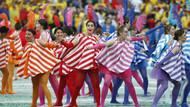 EURO 2016 Açılış töreninden muhteşem kareler!