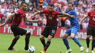 Türkiye 0-1 Hırvatistan İlk maçta yenildik