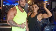 Marmarisli Cansun ve Zeliha Özbaş çifti altın madalya kazandı