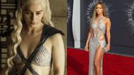 Game of Thrones stilini tercih eden ünlüler