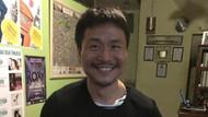 Cihangir'de Ramazan'da içki içiyor diye dayak yiyen plakçı Koreli çıktı