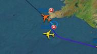THY uçağı acil iniş yaptı