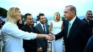 Ünlüler Cumhurbaşkanı Erdoğan'ın geleneksel iftar yemeğinde buluştu