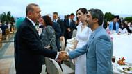 Cumhurbaşkanı Erdoğan'ın iftar yemeğinde ünlüler geçidi