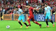 Çek Cumhuriyeti - Türkiye maçından fotoğraflar