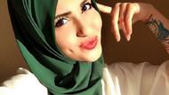 Tesettürlü ve dövmeli güzel: Ceren Nisa Nur