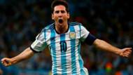 Messi gol rekoru kırdı, Arjantin finale çıktı