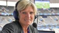 Kadın spiker Claudia Neumann Euro 2016'yı anlattı tecavüzle tehdit edildi!