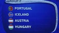EURO2016 F Grubu maçları tamamlandı