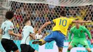 Belçika - İsveç maçı sona erdi