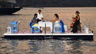 Ebru Yaşar ile Necat Gülseven evlilik yıldönümlerini kutladı