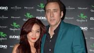 Nicholas Cage ve Alice Kim