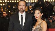 Nicholas Cage'in 12 yıllık evliliği ihanet yüzünden bitti