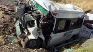 Son dakika! Diyarbakır-Şanlıurfa yolunda kaza: 6 ölü