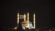 İlk teravih namazında camiler doldu taştı