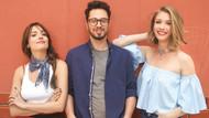 Murat Boz, İrem Sak ve Yasemin Allen aynı filmde buluştu