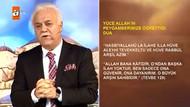 Nihat Hatipoğlu'ndan yüce Allah'ın Peygamberimize öğrettiği dua