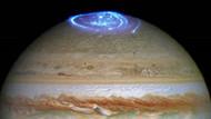 Jüpiter'in büyüleyici kuzey ışıkları ilk kez böyle görüntülendi