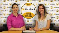 VakıfBank, milli Voleybolcu Özgenur'u kadrosuna kattı