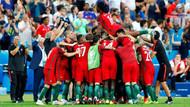 Portekiz 1-0 Fransa Avrupa'nın kralı Portekiz