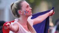 EURO 2016 finalinden renkli kareler!