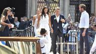 Bastian Schweinsteiger ile Ana Ivanovic Venedik'te evlendi