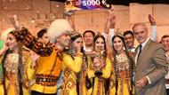 Altın Karagöz yarışmasında birinci Türkmenistan