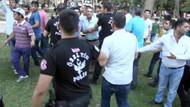 Şanlıurfa'da CHP'li vekillere yumurtalı saldırı!