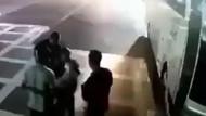 Şanlıurfa'da 3 polisin şehit olduğu olay anı güvenlik kamerasında