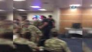 Şube Müdürlüğü'nü basan askerler gözaltına alındı
