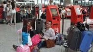 Darbe girişimi sonrası Atatürk Havalimanı